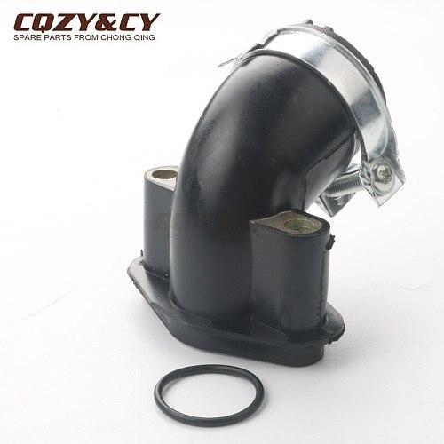 Scooter Intake manifold for KYMCO Agility 50 Basic 50 DJ S Filly Super 8 Vitality 50cc 4-stroke