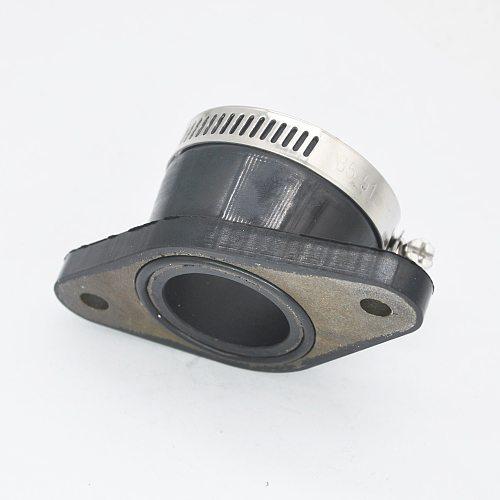 Carburetor Intake Manifold Boot For Honda TRX350 FE FM TE TM Rancher 350 00-06