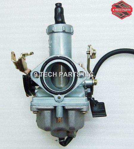 PZ30 30mm Carburetor Power Jet Accelerating Pump Cable Choke Carb ATV Dirt Bike Pit Quad Go Kart Buggy 175cc 200cc 250cc