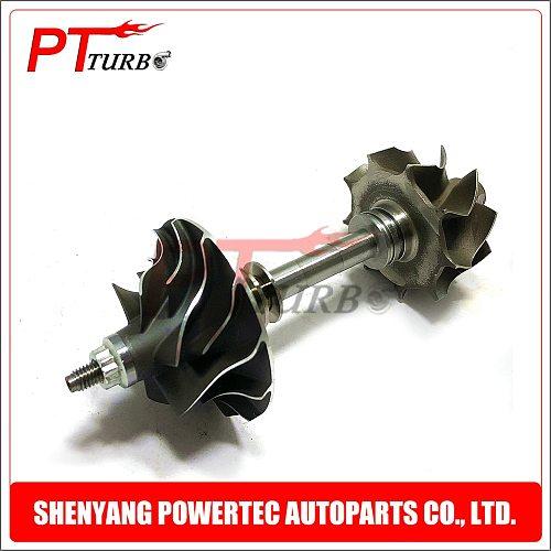 Turbo Shaft and Wheel For Volkswagen Bora 1.9 TDI 74Kw ATD ASV 1121159 Turbine Rotor Assy 701855-9006S Auto Parts 2000-2005
