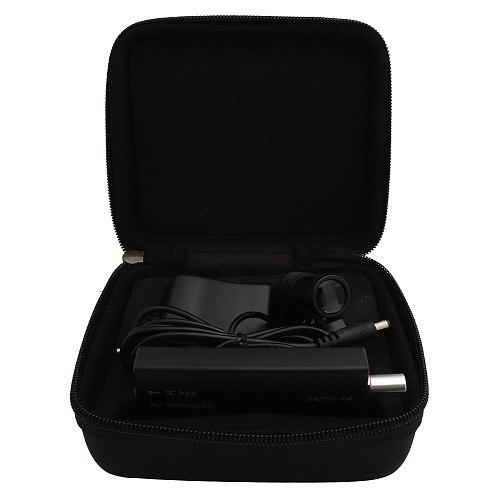 Dental Loupes Magnifier Lab Medical Magnification Binocular 2.5/3.5x420 Headlight Headlamp 5W Cloth Case