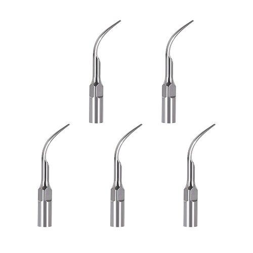 1pc Dental Scaler Tips For EMS Woodpecker Ultrasonic Scaler Handpiece Dental Ultrasonic Scaler Scaling Tip