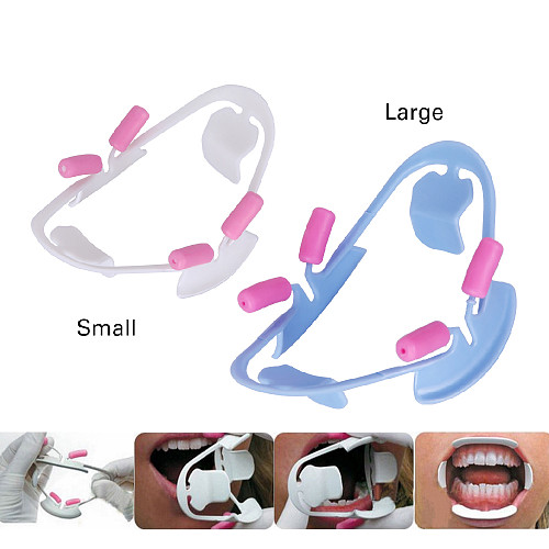3D Oral Dental Mouth Opener Dental Instrument Lip Retractor Orthodontic Professional Dentist Tools Dentistry Materials