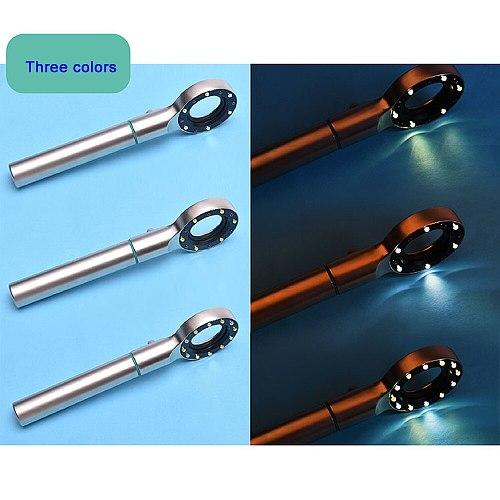 Dental cosmetic restoration colorimetric LED colorimetric lamp Oral colorimetric lamp Dental TRI Spectra LED Shade Matching