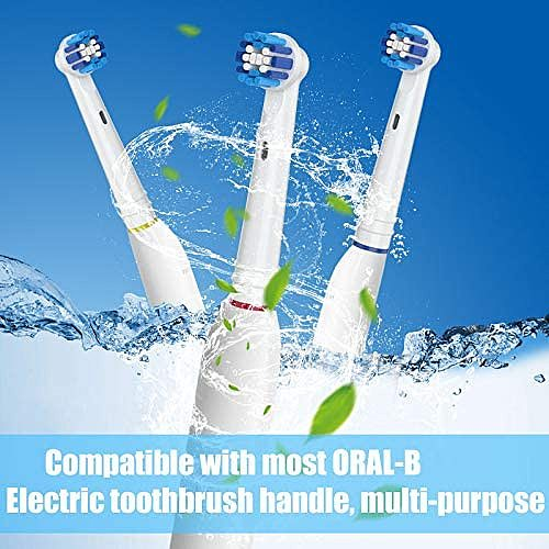 4pcs/Lot Replacement Toothbrush Heads For Oral B Whitening Toothbrush Heads Braun Electric Toothbrush Head For Oral B Toothbrush