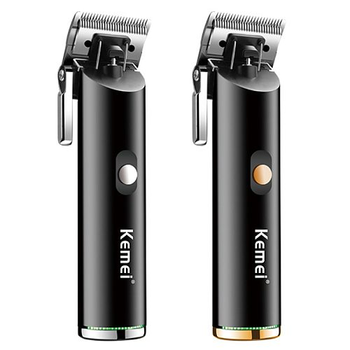 barber shop all metal hair clipper cord cordless hair trimmer professional rechargeable electric hair cutting machine haircut
