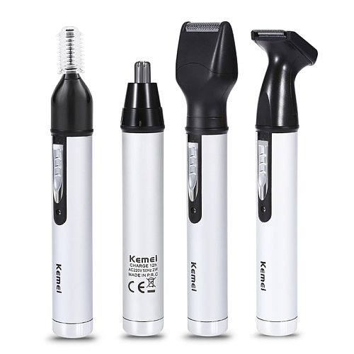 3 in1 Electric Nose Ear Trimmer For Men Shaver Rechargeable Hair Removal Eyebrow Trimer Safety Product Shaving Machine Face Care