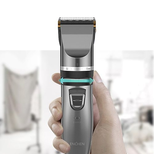 ENCHEN Men's Electric Hair Trimmer Kit Professional Cordless Hair Cutter Machine USB Rechargeable Clipper Barber Haircut Machine