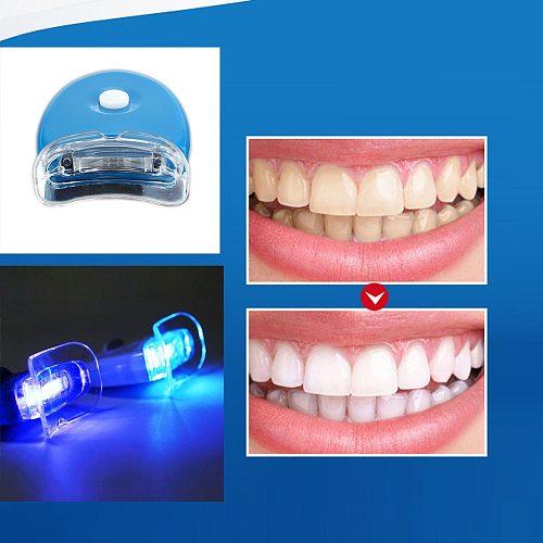 1Pcs LED Light For Teeth Whitening Tooth Gel Whitener Bright White Teeth Tool Dental Treatment Health Oral Care Dentist Dentistr