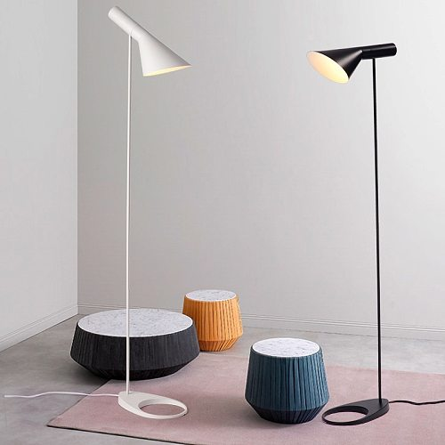 Nordic Adjustable floor lamp Industrial Style light for reading room cafe bedroom Minimalist decor led standing lamps