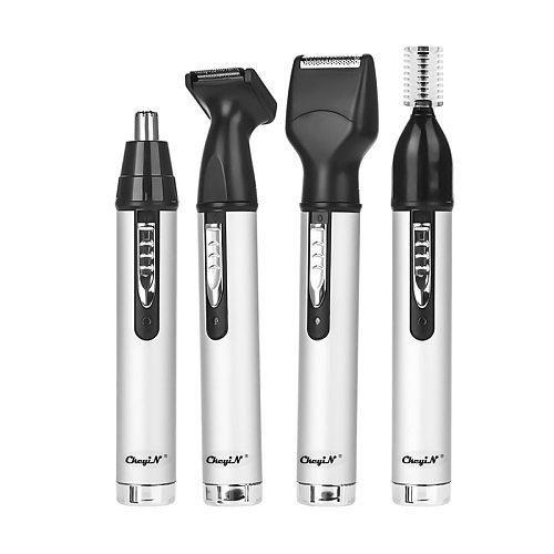 Electric Nose Ear Hair Trimmer Face Care Shaving Cutter Machine Men Razor Haircut Trimer Hair Removal Clean Tool Women Trimming