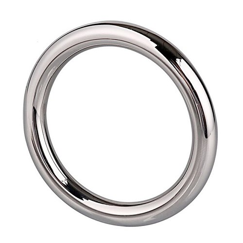 Male Stainless Steel Penis Rings Metal Semen Lock Ring Cock Sex Delay Products Male Afrodisiac Exercise Device Adult Toy