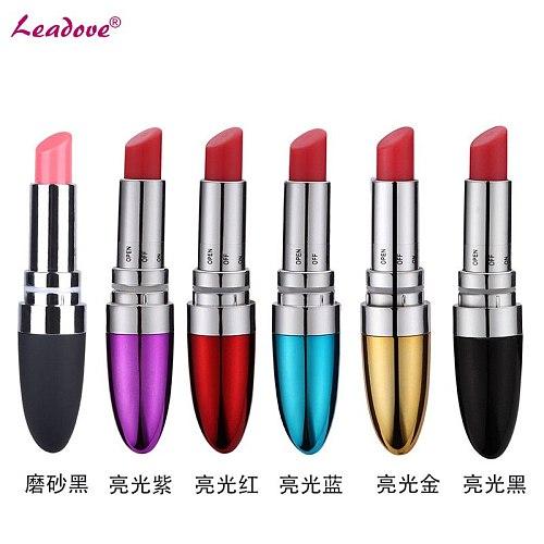 Lipsticks Vibrator Mini Secret Bullet Vibrator Clitoris Stimulator G-spot Massage Sex Toys for Woman Masturbator Erotic Product