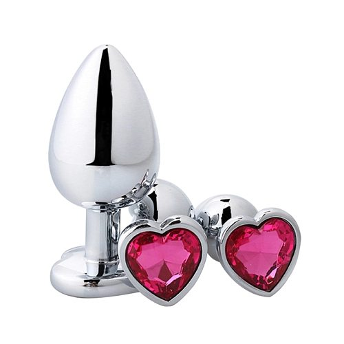 Metal Anal Plug Sex toys for adults 18 сексигрушки S/M/L Size dildo for women men Butt Plug Sexual toys intimate goods Sex Shop