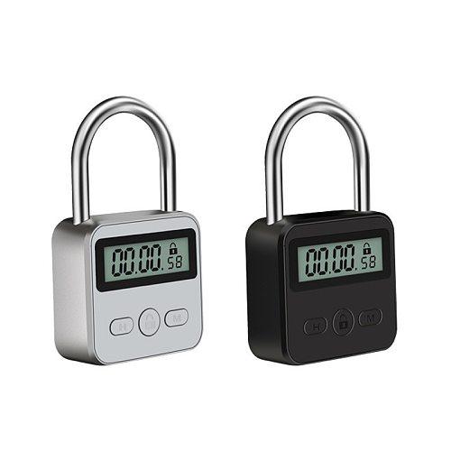 Digital Time Lock Bondage Timer For Belt Handcuffs BDSM Accessories For Women / Adult Game Toys Bdsm Equipment / Gear Sex Shop.