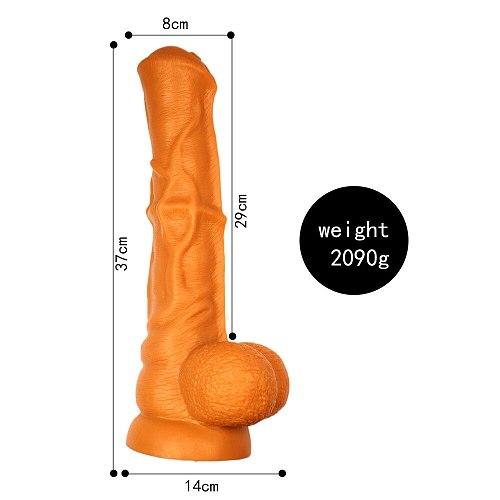 Super Big Dildo With Suction Cup Silicone Realistic Penis Masturbation Stimulator Vagina Anus Huge Dildo Adult Sex Toys