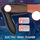 Newest Male Mushroom Head Trainer Vibrating Cock Massager with 10 Sucking Modes Make You Experience Real Blowjob Without Her