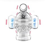Glans Trainer Sensitivity Reduction Massager Male Penis Aircraft Cup Appeal Sex Products Male Masturbation
