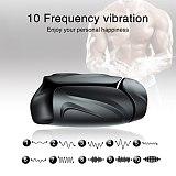 Dick Massage Vibrator For Men Penis G spot Stimulate Delay Trainer Male Masturbator Automatic Sex Machine Adult Sex Toys for Men