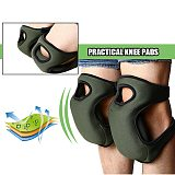 Kneepads Flexible Soft Foam Kneepads Protective Builder Knee Protector Pads for Sport Work Gardening Workplace Safety Supplies