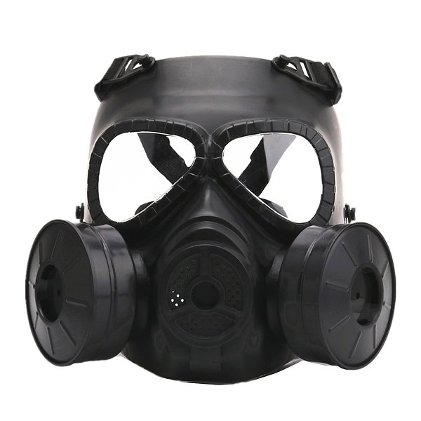 Gas Mask Breathing Mask Creative Stage Performance Prop for CS Field Equipment Cosplay Protection Halloween Evil