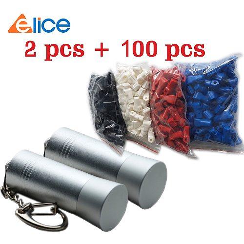 (100+2)PCS+ free shipping cost, Diameter 4-8 mm Security tag euro hanger slot /shop display hook /euroslot stoplock anti theft