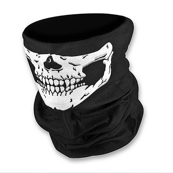 Halloween Masks Sexy Scary Skull Horror Skeleton Ghost Mask Motorcycle Bicycle Scarf Cap Festive Party Masks Halloween Gifts