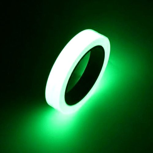 Reflective Glow Luminous Fluorescent Tape Night Vision Glow In Dark Self-adhesive Warning Tape Safety Security Decoration Tapes