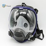 Chemical Mask 6800 7 in 1 Gas Mask Dustproof Respirator Paint Pesticide Spray Silicone Full Face Filters for Laboratory Welding