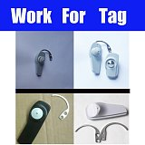 Key  Detacher  Eas Hook Detacher Super Security Tag remover  Cloth Alarm Remover  Drop Shipping  FREE For 58Khz Security Systems