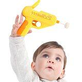 Candy Gun Sugar Lollipop Gun Sweet Toys for Girlfriends Light Toy lollipop storage Toy for Children Adult I Love You