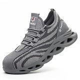 Top Quality Best Boy Safety Shoes Iuxury Designer Work Boot for Men Steal Toe Anti Smash and  Puncture Insulation 6KV