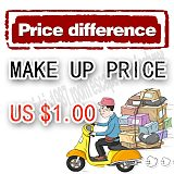 This link is Only for Price Make Up Fill the Price Difference Price Make Up the Difference JXKJ1987