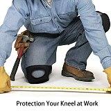 Knee Pads For Work Top Gardening Knee Pads, Adjustable Straps Knee Pads for Scrubbing Floors Work