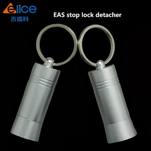 1pc Bullet Mini Detacher Tag Remover Magnetic Force 5,000GS Eas System Security Detacher