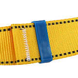 Professional Outdoor Safety Belt Strap Rock Climbing Mountaineering Rescue Harness Waist Support Half Body Harness