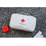 High Capacity Empty Treatment Medical Bag First Aid Kits Home Office School Outdoor Camping Traveling Rescue Emergency Use