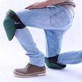 Garden  Knee Pads With Elasticated Adjustable Straps Kneeling Weeding Gardening Pads