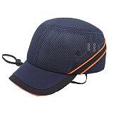 New Bump Safe Cap Baseball Hat Style Protective Hi-Viz Anti-collision Hard Hat Helmet Head Protection Work Safety Repairing