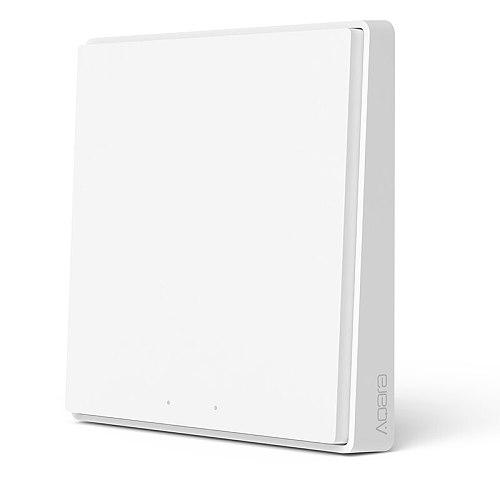 Newest Original D1 Version Aqara Switch Smart Light Remote Control ZigBee Wireless Wall Switch For Mijia Mi Home APP
