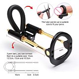 Penis Stretching Exerciser Enlargement Penisgrowth Traction Device for Men Portable Sport Train Penis Extender Stretcher Pump