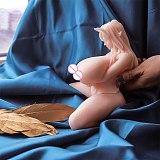 Rubber vagina Big breasts Masturbator male sex toys fake pussy big ass  artificial vagina sex tools for men