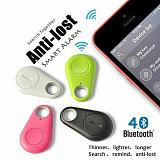 1PC Pet Mini Gps Tracker Dog Anti-Lost Waterproof Bluetooth Tracer For Pet Dog Cat Keys Wallet Bag Kids Tracker Finder Equipment