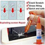 5ml UV Glue Optical Clear Adhesive UV Glue Cell Phone Repair Tool for Mobile Phone Touch Screen Repair glue mobile repair tools