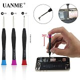 UANME 46 in 1 Torx Screwdriver mobile Phone Repair Tool Set Hand Tools for IPhone Mobile Phone Xiaomi Tablet PC Small Toy Kit