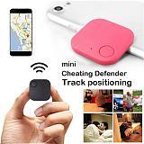 1PC Mini GPS Tracking Device Tag Key Child Finder Pet Tracker GPS Location Bluetooth Tracker Smart Tracker Vehicle Anti-lost