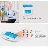 KERUI K52 WiFi GSM Alarm Panel 4.3Inch Color Display Touch Screen Multiple Pattern Burglar Home Security Alarm Control Host