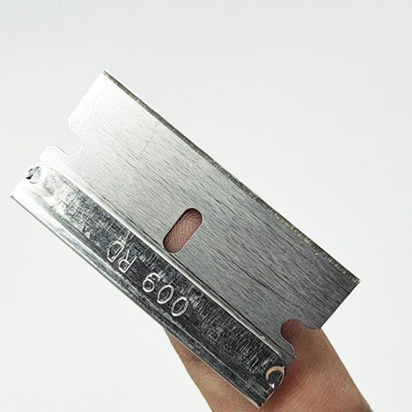 10 Pcs Meta Blades LCD Glue Remover Scraper For Mobile Phone Tablet Screen Repair Cleaning Tools Cleaner Brush (NO Handle)