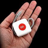 TUYA ZigBee SOS Button Sensor Alarm Elderly alarm Waterproof Emergency Panic Button