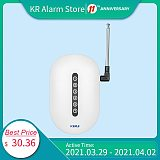 KERUI Home Alarm Security System Wireless Signal Transfer Signal Repeater Booster Extender Dual Antenna for G18 G19 W2 W18 5900G